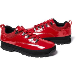 Supreme®/Timberland® Patent Leather Euro Hiker Low