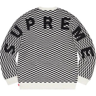 Back Logo Sweater