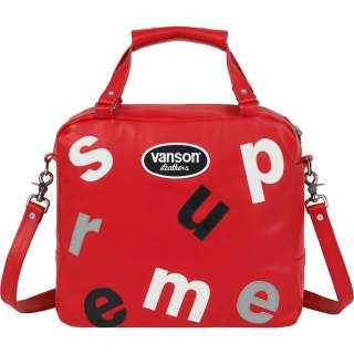 Supreme®/Vanson Leathers® Letters Bag