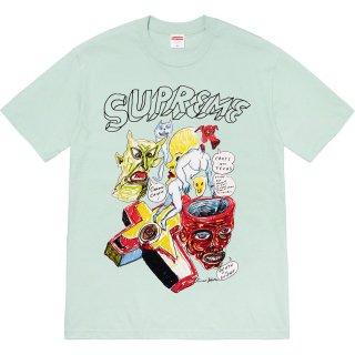 Supreme/Daniel Johnston Tee