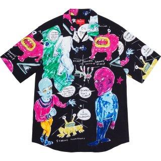 Supreme/Daniel Johnston Rayon S/S Shirt