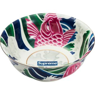 Waves Ceramic Bowl