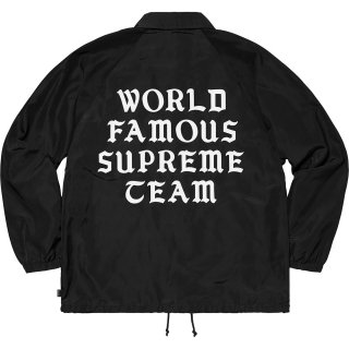 World Famous Coaches Jacket