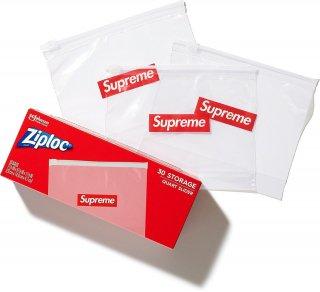Supreme®/Ziploc® Bags (Box of 30)