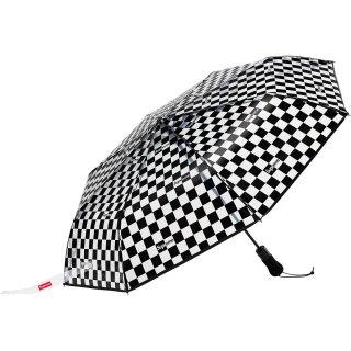 Supreme®/ShedRain® Transparent Checkerboard Umbrella