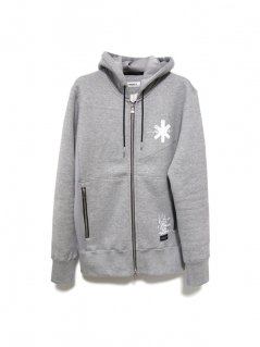 <img class='new_mark_img1' src='//img.shop-pro.jp/img/new/icons14.gif' style='border:none;display:inline;margin:0px;padding:0px;width:auto;' />LUXURY ZIP HOODIE x OVERDESIGN