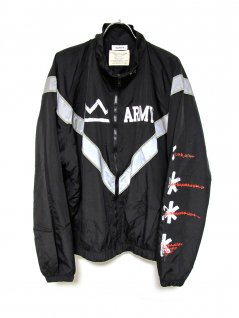 <img class='new_mark_img1' src='//img.shop-pro.jp/img/new/icons47.gif' style='border:none;display:inline;margin:0px;padding:0px;width:auto;' />ARMY TRACK JACKET