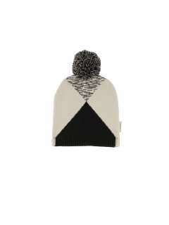 <img class='new_mark_img1' src='//img.shop-pro.jp/img/new/icons20.gif' style='border:none;display:inline;margin:0px;padding:0px;width:auto;' />tinycottons  geometrick beanie   beige/black   40%off