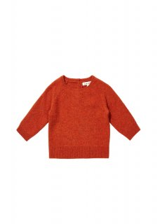 <img class='new_mark_img1' src='//img.shop-pro.jp/img/new/icons20.gif' style='border:none;display:inline;margin:0px;padding:0px;width:auto;' />CARAMEL   BEWCASTLE BABY JUMPER /  RED CANYON 50%off. 18m last one!