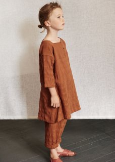 <img class='new_mark_img1' src='https://img.shop-pro.jp/img/new/icons20.gif' style='border:none;display:inline;margin:0px;padding:0px;width:auto;' />CARAMEL  VERNA DRESS /  CAMEL 4y. Last one! 50%OFF