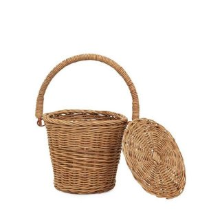 <img class='new_mark_img1' src='https://img.shop-pro.jp/img/new/icons14.gif' style='border:none;display:inline;margin:0px;padding:0px;width:auto;' />Olli Ella    LITTLE APPLE BASKET  /  NATURAL  last one!