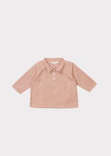 <img class='new_mark_img1' src='https://img.shop-pro.jp/img/new/icons20.gif' style='border:none;display:inline;margin:0px;padding:0px;width:auto;' />CARAMEL  OWL  BABY SHIRT  / red micro check  50%off 12m 18m 2y