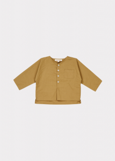 <img class='new_mark_img1' src='//img.shop-pro.jp/img/new/icons14.gif' style='border:none;display:inline;margin:0px;padding:0px;width:auto;' /> CARAMEL  ALOE BABY SHIRT  / olive  18m last one!