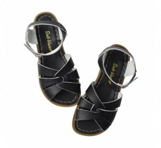 <img class='new_mark_img1' src='https://img.shop-pro.jp/img/new/icons20.gif' style='border:none;display:inline;margin:0px;padding:0px;width:auto;' />SALTWATER SANDALS   Original / black. 30%off