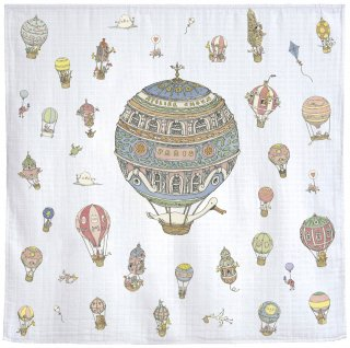 <img class='new_mark_img1' src='//img.shop-pro.jp/img/new/icons14.gif' style='border:none;display:inline;margin:0px;padding:0px;width:auto;' />Atelier Choux Paris  /  Carre Hot Air Balloons