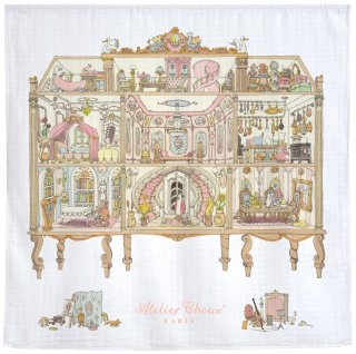 <img class='new_mark_img1' src='//img.shop-pro.jp/img/new/icons14.gif' style='border:none;display:inline;margin:0px;padding:0px;width:auto;' />Atelier Choux Paris  /  Carre Doll House