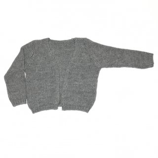 <img class='new_mark_img1' src='//img.shop-pro.jp/img/new/icons20.gif' style='border:none;display:inline;margin:0px;padding:0px;width:auto;' />MINGO  Cardigan   /  Grey 30%off