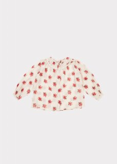 <img class='new_mark_img1' src='https://img.shop-pro.jp/img/new/icons20.gif' style='border:none;display:inline;margin:0px;padding:0px;width:auto;' />CARAMEL    Adikia blouse   / bouquet print  3y 6y 8y 40%off