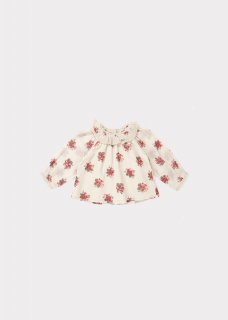 <img class='new_mark_img1' src='https://img.shop-pro.jp/img/new/icons20.gif' style='border:none;display:inline;margin:0px;padding:0px;width:auto;' />CARAMEL    Adikia baby blouse   / bouquet print  12m 18m 2y 40%off