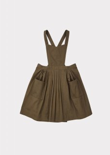 <img class='new_mark_img1' src='//img.shop-pro.jp/img/new/icons14.gif' style='border:none;display:inline;margin:0px;padding:0px;width:auto;' />CARAMEL    Thalassa pinafore    / balsam green 6y 8y