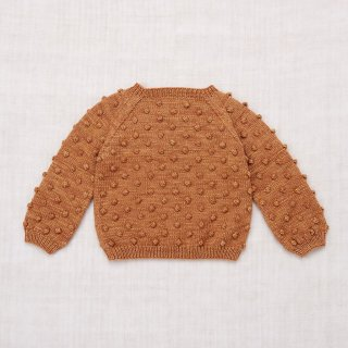 <img class='new_mark_img1' src='//img.shop-pro.jp/img/new/icons14.gif' style='border:none;display:inline;margin:0px;padding:0px;width:auto;' />MISHA&PUFF   Popcorn Sweater / rose gold. 2-3y last one!
