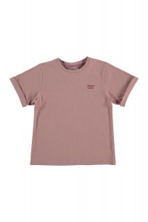 <img class='new_mark_img1' src='//img.shop-pro.jp/img/new/icons14.gif' style='border:none;display:inline;margin:0px;padding:0px;width:auto;' />the new society     Logo lurex t-shirt   /. Dusty lilac