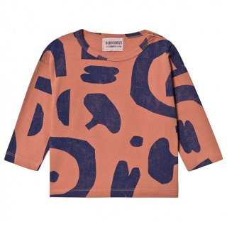 <img class='new_mark_img1' src='//img.shop-pro.jp/img/new/icons14.gif' style='border:none;display:inline;margin:0px;padding:0px;width:auto;' />BOBO SHOSES   Abstract Long Sleeve T-Shirt