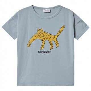 <img class='new_mark_img1' src='//img.shop-pro.jp/img/new/icons20.gif' style='border:none;display:inline;margin:0px;padding:0px;width:auto;' />BOBO SHOSES   Leopard T-Shirt  10-11y last one! 30%off