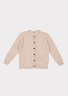 <img class='new_mark_img1' src='https://img.shop-pro.jp/img/new/icons20.gif' style='border:none;display:inline;margin:0px;padding:0px;width:auto;' />CARAMEL  CAMDEN CARDIGAN 3Y-6Y /  OATMEAL MELANGE.  40%off