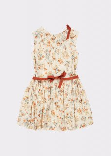 <img class='new_mark_img1' src='https://img.shop-pro.jp/img/new/icons20.gif' style='border:none;display:inline;margin:0px;padding:0px;width:auto;' />CARAMEL  NOTTING HILL DRESS 3Y-6Y / FLOATING BOUQUET.  40%off  3y last one!