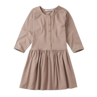<img class='new_mark_img1' src='https://img.shop-pro.jp/img/new/icons20.gif' style='border:none;display:inline;margin:0px;padding:0px;width:auto;' />MINGO   Jersey dress /  fawn. 30%off