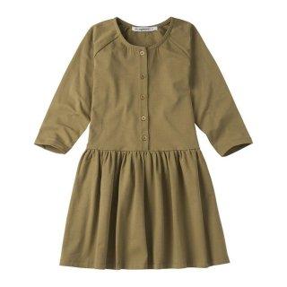 <img class='new_mark_img1' src='https://img.shop-pro.jp/img/new/icons20.gif' style='border:none;display:inline;margin:0px;padding:0px;width:auto;' />MINGO   Jersey dress /  oak. 30%off