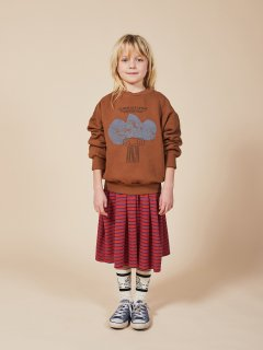 <img class='new_mark_img1' src='https://img.shop-pro.jp/img/new/icons14.gif' style='border:none;display:inline;margin:0px;padding:0px;width:auto;' />BOBO CHOSES   Cloud Sculptor Sweatshirt