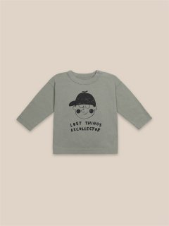 <img class='new_mark_img1' src='//img.shop-pro.jp/img/new/icons14.gif' style='border:none;display:inline;margin:0px;padding:0px;width:auto;' />BOBO CHOSES   Baby  Boy Long Sleeve T-Shirt