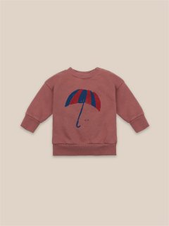 <img class='new_mark_img1' src='//img.shop-pro.jp/img/new/icons14.gif' style='border:none;display:inline;margin:0px;padding:0px;width:auto;' />BOBO CHOSES   Baby  Umbrella Sweatshirt