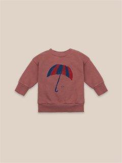 <img class='new_mark_img1' src='https://img.shop-pro.jp/img/new/icons14.gif' style='border:none;display:inline;margin:0px;padding:0px;width:auto;' />BOBO CHOSES   Baby  Umbrella Sweatshirt