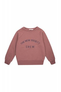 <img class='new_mark_img1' src='https://img.shop-pro.jp/img/new/icons14.gif' style='border:none;display:inline;margin:0px;padding:0px;width:auto;' />the new society   The New Society Crew Sweater / rose taupe