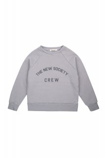 <img class='new_mark_img1' src='https://img.shop-pro.jp/img/new/icons14.gif' style='border:none;display:inline;margin:0px;padding:0px;width:auto;' />the new society   The New Society Crew Sweater / soft blue