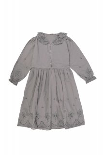 <img class='new_mark_img1' src='https://img.shop-pro.jp/img/new/icons14.gif' style='border:none;display:inline;margin:0px;padding:0px;width:auto;' />the new society   BEATRICE DRESS / soft blue 6y last one!