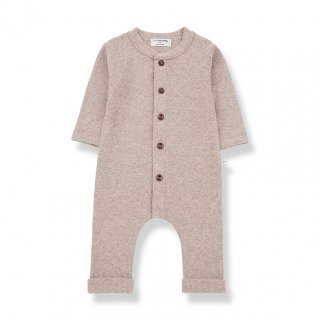 <img class='new_mark_img1' src='https://img.shop-pro.jp/img/new/icons14.gif' style='border:none;display:inline;margin:0px;padding:0px;width:auto;' />1+in the family  LOMOND JUMPSUIT  / rose 6m last one!