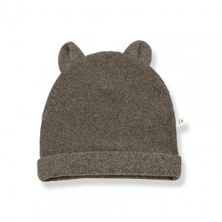 <img class='new_mark_img1' src='https://img.shop-pro.jp/img/new/icons14.gif' style='border:none;display:inline;margin:0px;padding:0px;width:auto;' />1+in the family  MULL BEANIE / terrau