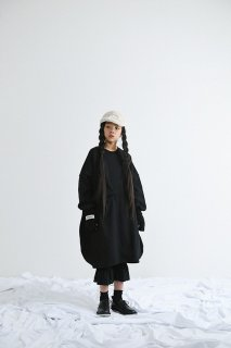 <img class='new_mark_img1' src='//img.shop-pro.jp/img/new/icons14.gif' style='border:none;display:inline;margin:0px;padding:0px;width:auto;' />UNIONINI   ○△ sweat long dress  / black