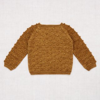 <img class='new_mark_img1' src='https://img.shop-pro.jp/img/new/icons14.gif' style='border:none;display:inline;margin:0px;padding:0px;width:auto;' />MISHA&PUFF     Popcorn Sweater /  bronze 7-8y last one!