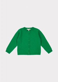 <img class='new_mark_img1' src='https://img.shop-pro.jp/img/new/icons14.gif' style='border:none;display:inline;margin:0px;padding:0px;width:auto;' />CARAMEL  Gadwall Baby Cardigan /  Emerald 18m,2y