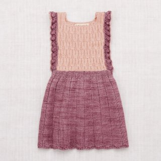 <img class='new_mark_img1' src='https://img.shop-pro.jp/img/new/icons14.gif' style='border:none;display:inline;margin:0px;padding:0px;width:auto;' />MISHA&PUFF    Louisa pinafore / antique rose