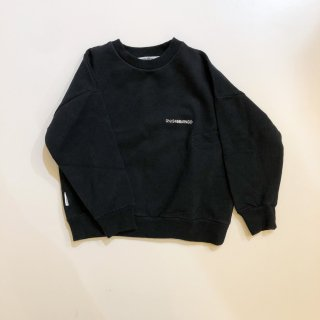 <img class='new_mark_img1' src='https://img.shop-pro.jp/img/new/icons55.gif' style='border:none;display:inline;margin:0px;padding:0px;width:auto;' />MINGO  Limited Oversized sweater   /  black  6m-1y last one!