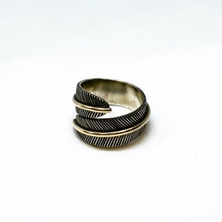 H.M.C.M.RING/SILVER&GOLD