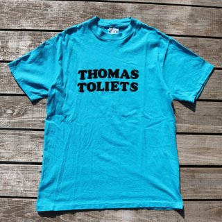 80s HANES THOMAS TEE<img class='new_mark_img2' src='https://img.shop-pro.jp/img/new/icons5.gif' style='border:none;display:inline;margin:0px;padding:0px;width:auto;' />