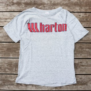 80s CHAMPION Wharton TEE<img class='new_mark_img2' src='https://img.shop-pro.jp/img/new/icons5.gif' style='border:none;display:inline;margin:0px;padding:0px;width:auto;' />