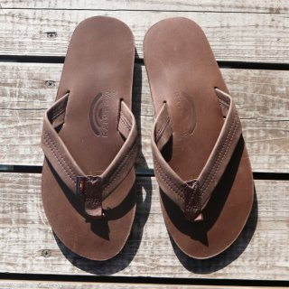 SINGLE LAYER LEATHER SANDAL